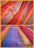 Minőségi patchwork anyagok, jól variálható színek és minták